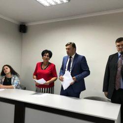 Сьогодні (26.07.2018) Кваліфікаційна палата КДКА Київської області приймає письмову частину іспиту.