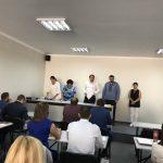 Сьогодні (23.08.2018) Кваліфікаційна палата КДКА Київської області приймає усну частину іспиту.
