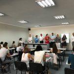 Сьогодні (01.08.2018) Кваліфікаційна палата КДКА Київської області приймає письмову частину іспиту.