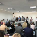 Сьогодні (20.09.2018) Кваліфікаційна палата КДКА Київської області приймає письмову частину іспиту.
