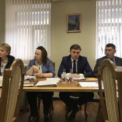 Засідання Дисциплінарної палати КДКА Київської області 24.10.2018 року.