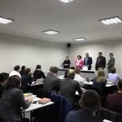 Сьогодні (27.11.2018) Кваліфікаційна палата КДКА Київської області приймає письмову частину іспиту.