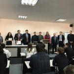 Сьогодні (07.02.2019) Кваліфікаційна палата КДКА Київської області приймає усну частину іспиту.