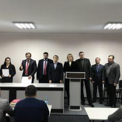 Сьогодні (05.02.2019) Кваліфікаційна палата КДКА Київської області приймає письмову частину іспиту.