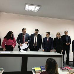 Сьогодні (07.03.2019) Кваліфікаційна палата КДКА Київської області приймає письмову частину іспиту.