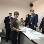 Сьогодні (12.03.2019) Кваліфікаційна палата КДКА Київської області приймає усну частину іспиту.