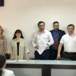 Сьогодні (13.06.2019) Кваліфікаційна палата КДКА Київської області приймає усну частину іспиту.