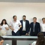 Сьогодні (11.06.2019) Кваліфікаційна палата КДКА Київської області приймає письмову частину іспиту.
