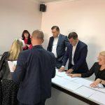 Сьогодні (24.09.2019) Кваліфікаційна палата КДКА Київської області приймає письмову частину іспиту.