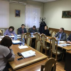 Засідання Дисциплінарної палати КДКА Київської області 21.11.2019 року.