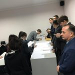 28.11.2019 року Кваліфікаційна палата КДКА Київської області приймає усну частину іспиту.