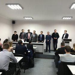 Сьогодні (12.12.2019) Кваліфікаційна палата КДКА Київської області приймає усну частину іспиту