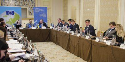 НААУ направила пропозиції та зауваження до Рекомендацій щодо дотримання гарантій адвокатської діяльності в Україні у світлі стандартів Ради Європи
