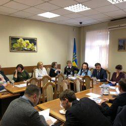 Засідання КДКА Київської області 12.03.2020