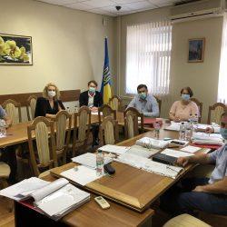 Засідання Кваліфікаційної палати КДКА Київської області